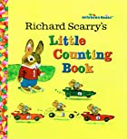 Richard Scarry's Little Counting Book by&hellip;