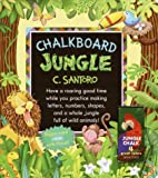 Santoro, Christopher: The Chalkboard Jungle (Great Big Board Book)