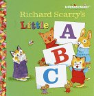 Scarry, Richard: Richard Scarry's Little ABC (Junior Jellybean Books(TM))