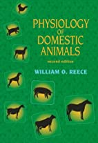 Physiology of Domestic Animals (National…
