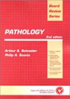 BRS Pathology (Board Review Series) by…