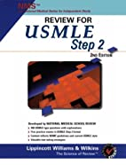 NMS Review for USMLE: United States Medical…