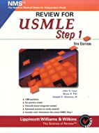 Review for Usmle: United States Medical…