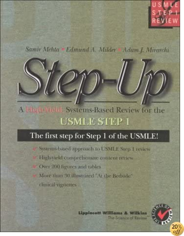 Step-Up: A High Yield Systems Based Review for the Usmle Step 1 Exam
