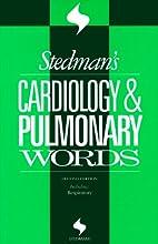 Stedman's Cardiology & Pulmonary Words…