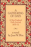 Blos, Joan W.: A Gathering of Days
