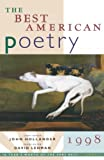 Lehman, David: The Best American Poetry 1998