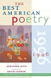 Rich, Adrienne: The Best American Poetry 1996