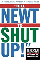 Tell Newt to Shut Up: Prize-Winning…