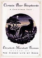 Certain Poor Shepherds by Elizabeth Marshall…