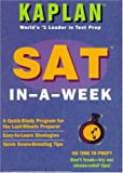 Kaplan: Sat In-A-Week