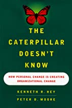 The CATERPILLAR DOESNT KNOW: HOW PERSONAL…