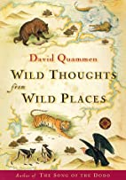 Wild Thoughts from Wild Places by David…