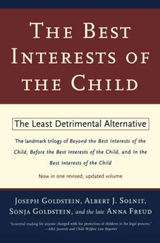 the-best-interests-of-the-child-the-least-detrimental-alternative