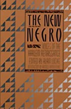 The New Negro : Voices of the Harlem…