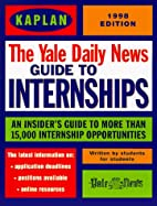 KAPLAN / YALE DAILY NEWS GUIDE TO…