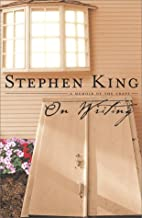 On Writing: A Memoir of the Craft by Stephen…