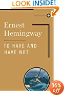 To Have and Have Not (Scribner Classics)