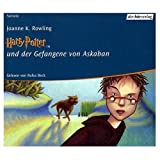 "Joanne K. Rowling: Harry Potter und der Gefangene von Askaban (German Audio CD (11 Compact Discs) Edition of ""Harry Potter and the Prisoner of Azkaban"")"
