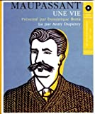 Guy de Maupassant: Une Vie / 2 Audio Compact Discs in French