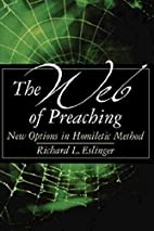 The Web of Preaching: New Options In…