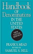 HANDBOOK OF DENOMINATIONS IN THE UNITED…