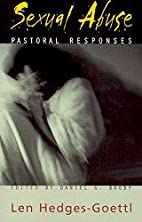 Sexual Abuse: Pastoral Responses by Len…