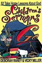 Childern's Sermons to Go : 52 Take-Home…