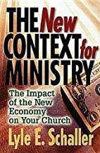 The New Context for Ministry: Competing for…
