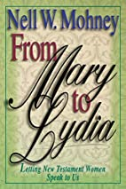 From Mary to Lydia: Letting New Testament…
