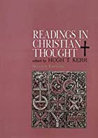 Readings in Christian Thought by Hugh T.&hellip;