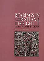 Readings in Christian Thought (Second…