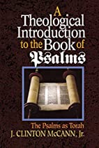 A Theological Introduction to the Book of…