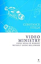 Video Ministry: Using Media in Worship…