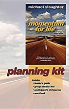 Momentum for Life Planning Kit by Michael…