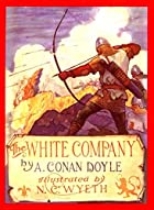 The White Company by Arthur Conan Doyle