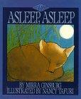 Asleep, Asleep by Mirra Ginsburg
