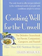 Cooking Well for the Unwell: More Than One…