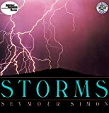 Simon, Seymour: Storms (Reading Rainbow Book)