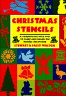 Christmas stencils : a complete kit with…