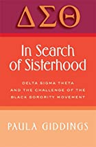 In Search of Sisterhood: Delta Sigma Theta…