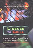 Schlesinger, Chris: License to Grill