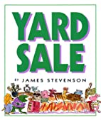Yard Sale by James Stevenson