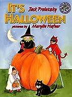 It's Halloween by Jack Prelutsky