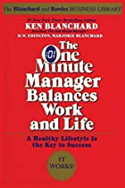 The One Minute Manager Balances Work and…