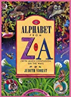 The Alphabet From Z to A: (With Much…