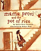 Mama Provi and the Pot of Rice by Sylvia…