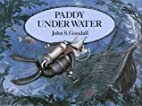 Paddy Under Water by John S. Goodall