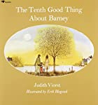 The Tenth Good Thing About Barney by Judith…