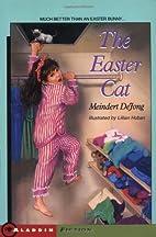 The Easter Cat by Meindert DeJong